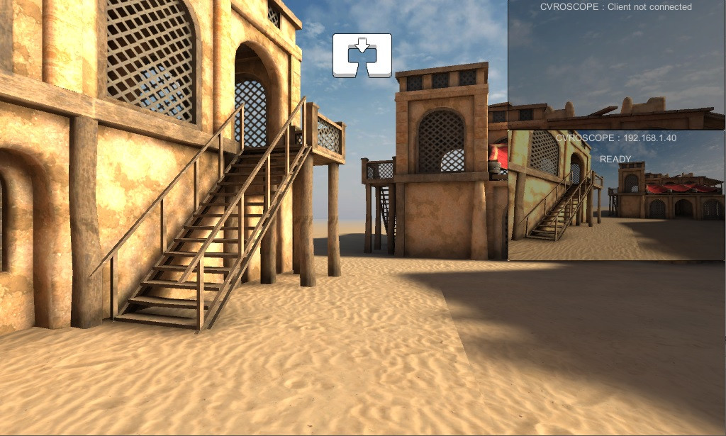 Image of CVR Sand experience